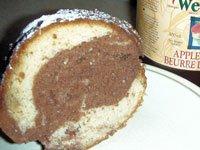 ... Challenge Results: Light Swirl Coffee Cake with Maple Glaze Part II