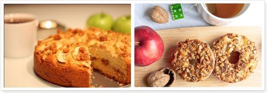 Sour Cream Apple Coffee Cake Anna Olson