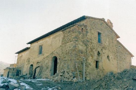Casa Raia before restoration