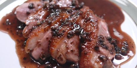 Recipe red wine mushroom sauce for steak