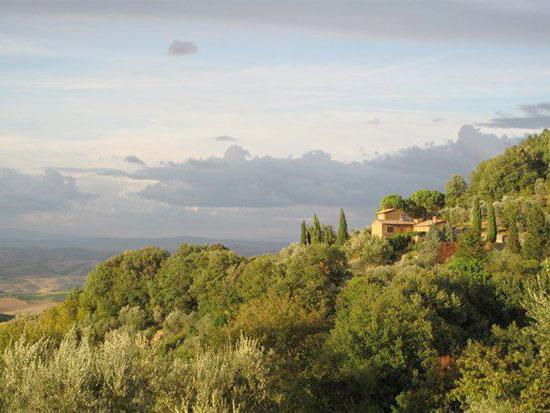 View from Casa Raia