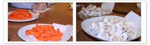Organic Carrots vs Non Organic Carrots Tasting Lab Organic vs Non