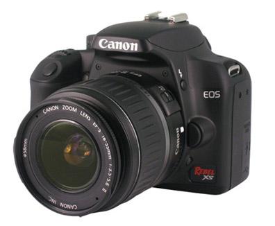 Canon 20d manual focus webcam