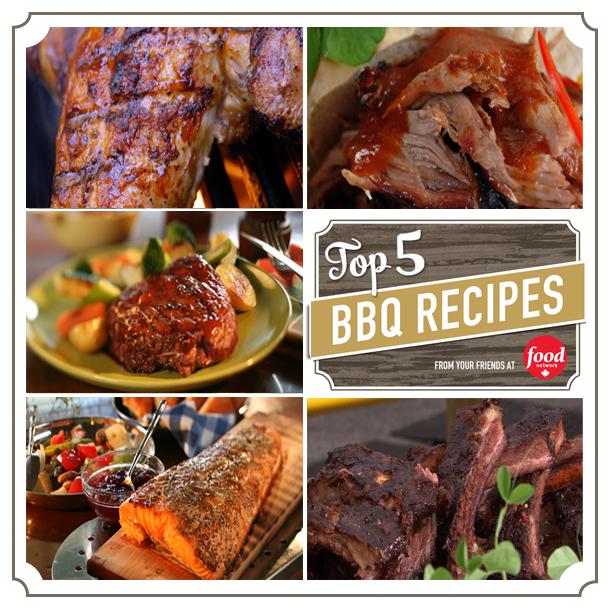 Top 5 BBQ Recipes