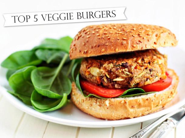 Vegetarian Burger Recipe Food Network