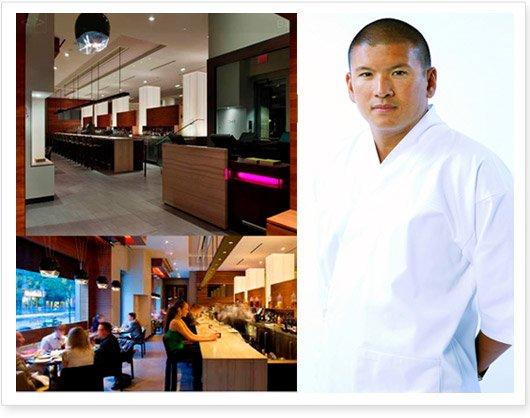 Franco Prevedello New Restaurant
