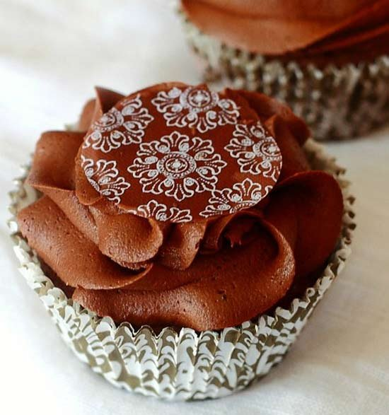 Pic Of The Week Chocolate Brownie Cupcakes