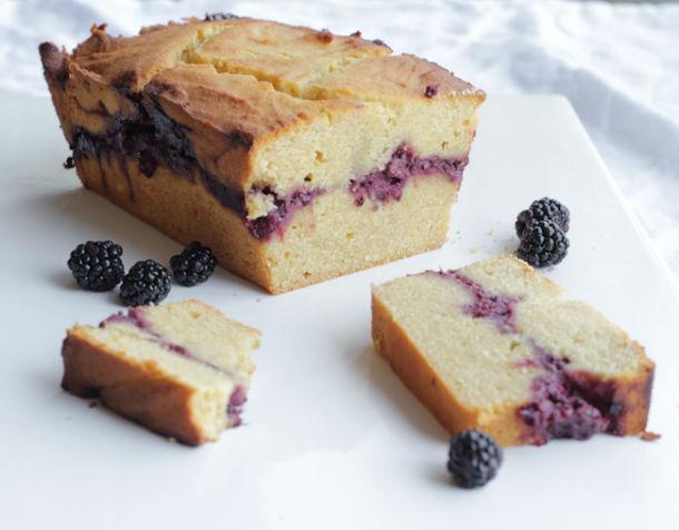 Sugar Free Marble Pound Cake Recipe