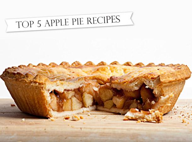 Delicious Apple Pie Recipe Food Network