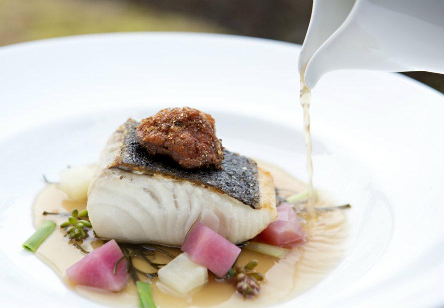 Roast Sablefish