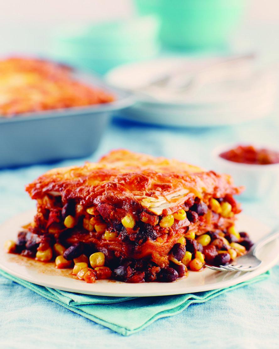Tortilla Lasagna2