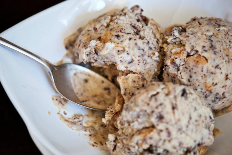 Guilty Kitchen: Banana Bread Ice Cream | foodnetwork.ca