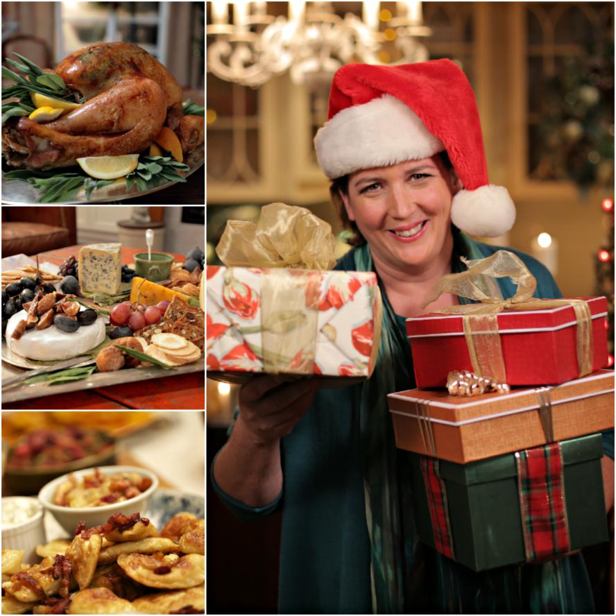 Food Network Canada Christmas Specials