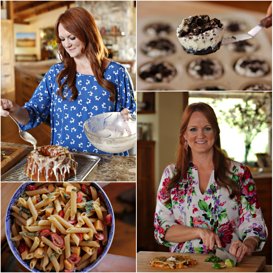 New season of family friendly comfort food when the pioneer woman
