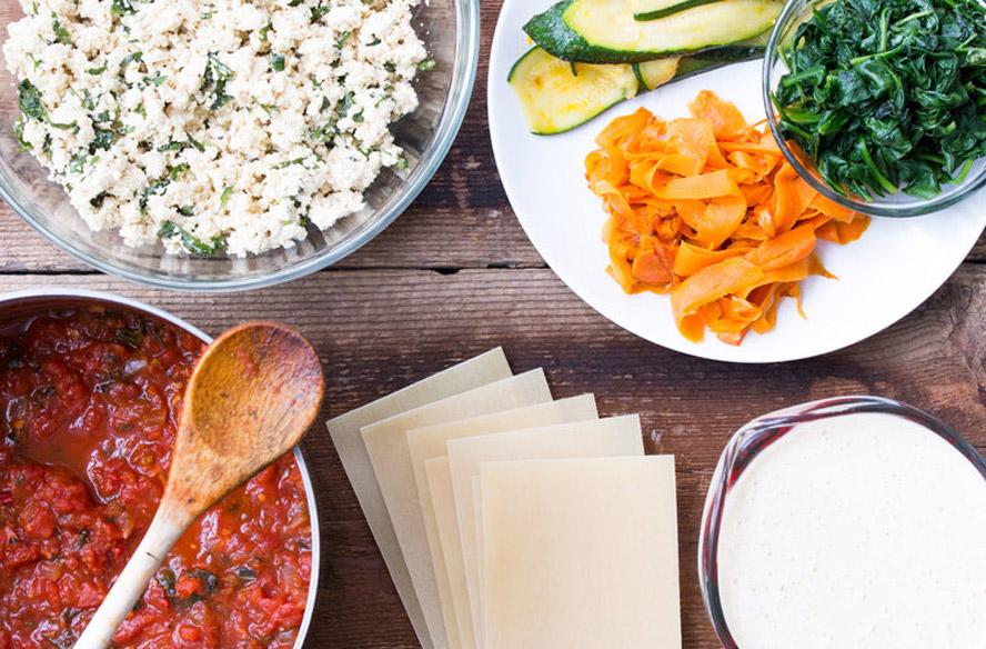 Vegan-lasagna-recipe-ingredients