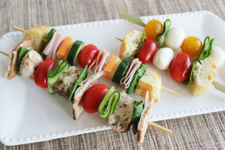 Sandwich-on-a-Stick Recipe — Dishmaps