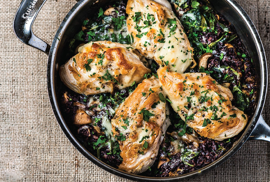 888_wild-rice-chicken-skillet
