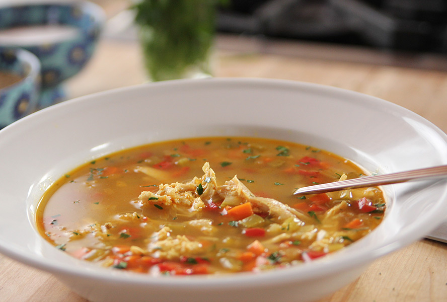 Pioneer Woman Chicken Soup Food Network