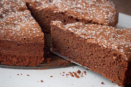 Recipe For Flourless Chocolate Cake Food Network