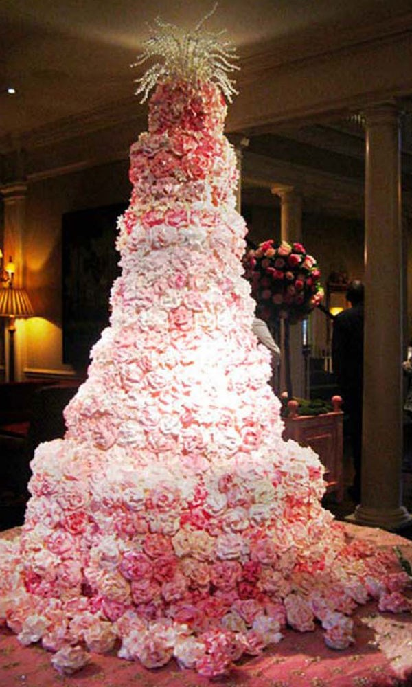 Food Network Outrageous Wedding Cakes
