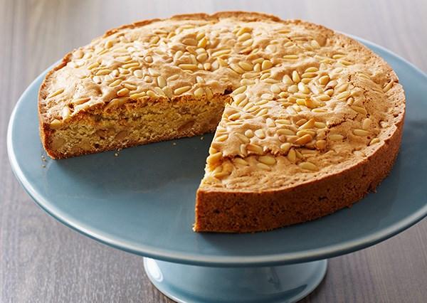 Almond Chiffon Cake Anna Olson