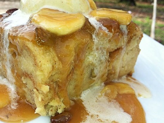 Michael Voltaggio's Banana Bread Pudding Recipes — Dishmaps