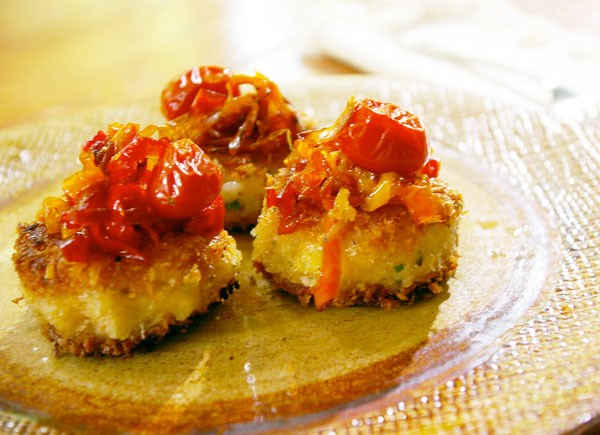 Brandade Cakes