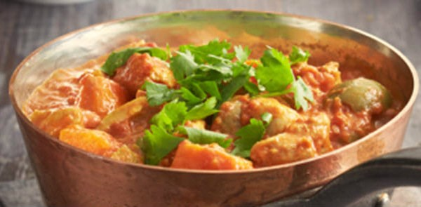 Slow-Cooked Moroccan Chicken Stew