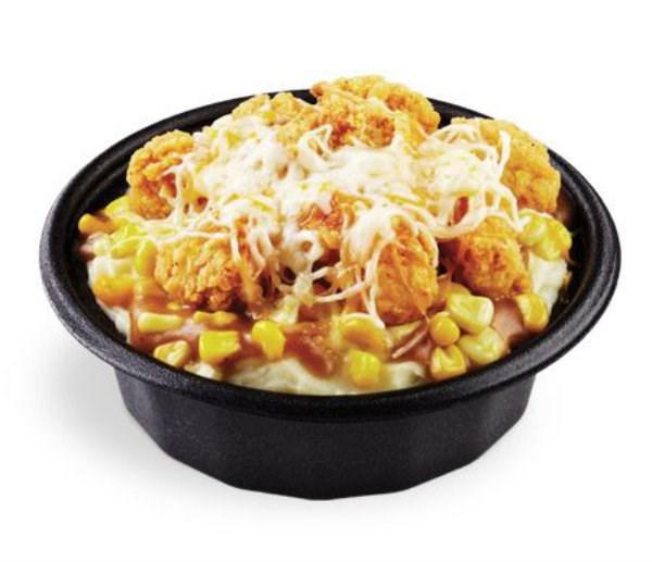 Fast Food Nutrition Canada