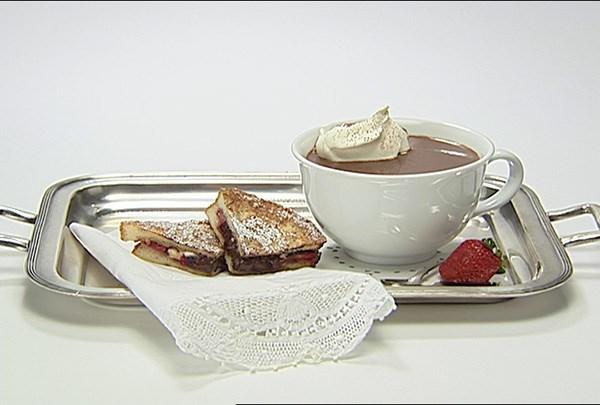 Berry Hot Chocolate