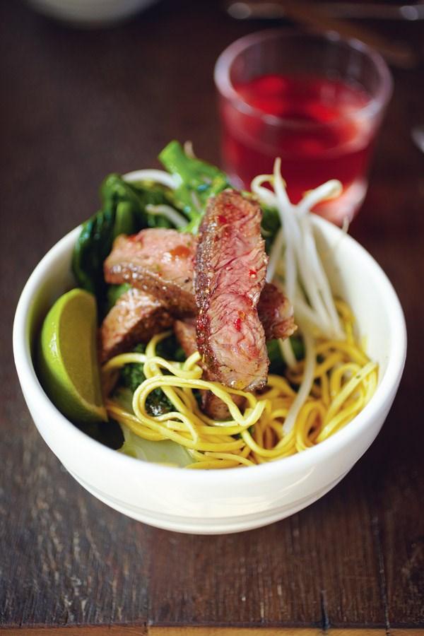 Jamie Oliver's Rib-eye Stir-fry Recipes — Dishmaps