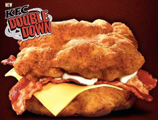 12 Gross Fast Food Items From The Past Food Network Canada