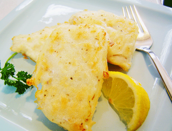 30 delicious gluten free dinners food network canada for What to serve with fish fillets