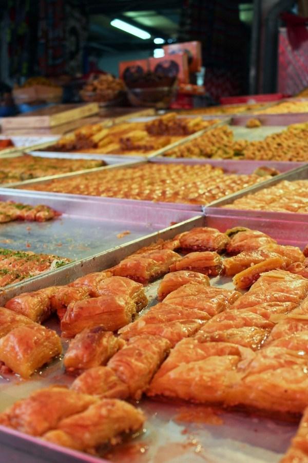 Various Turkish Delight