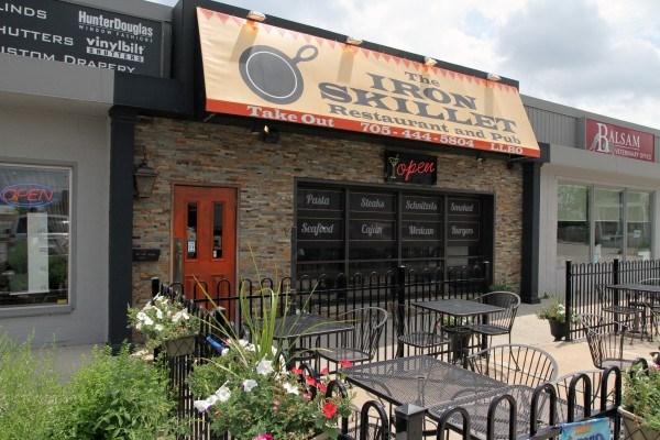 Iron Skillet Restaurant Ontario Ca