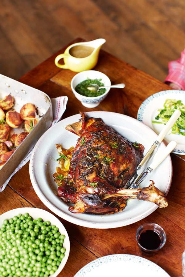 Jamie Oliver's 12 Best Easter Recipes | Food Network Canada
