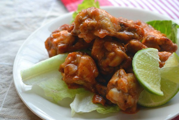 11 of 14 lime coconut chili chicken wings these chicken