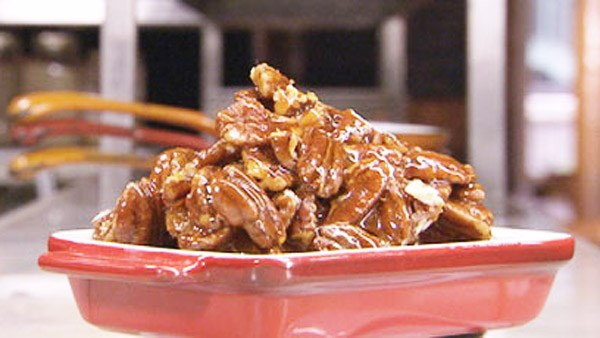 Glazed Pecans Recipe Food Network