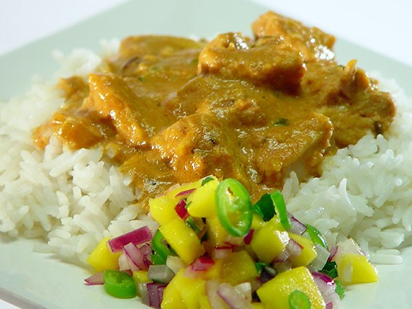 Slow Cooker Indian Butter Chicken Food Network