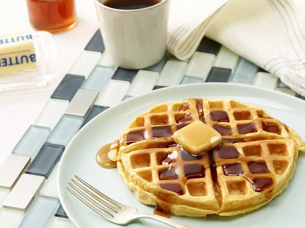 26 waffles that will make you jump out of bed food for Alton brown oat cuisine