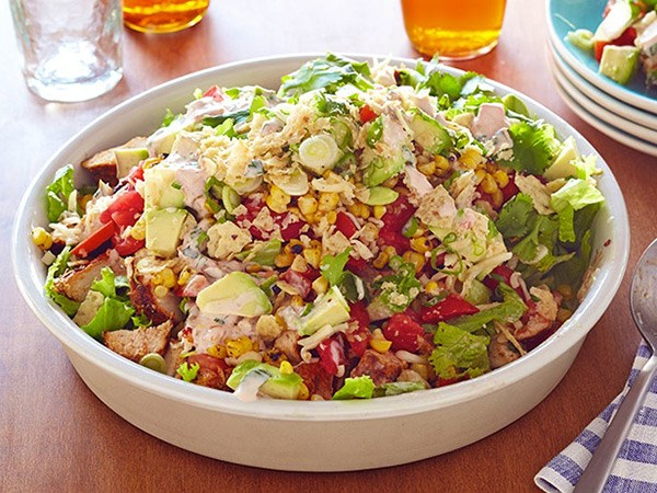 Jan 3, Basic Chicken Salad recipe from Ree Drummond via Food Network (Season 13 -- Deli Food Showdown).