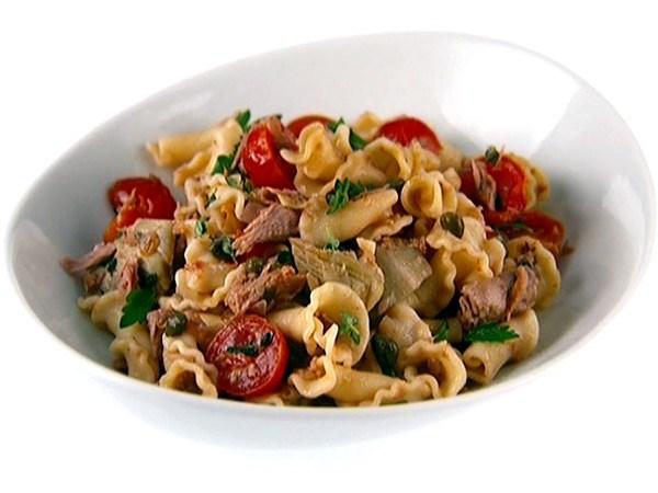 Campanelle Pasta Salad
