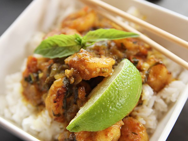 Food Network Pioneer Woman Curry Shrimp Recipe