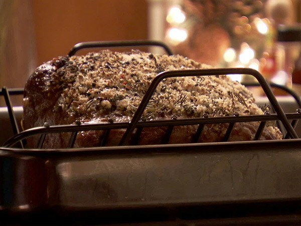 Food Network Michael Smith Prime Rib