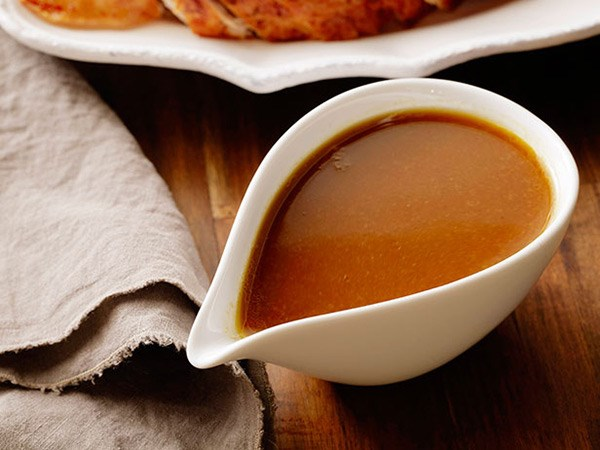 how to make ikea gravy without cream