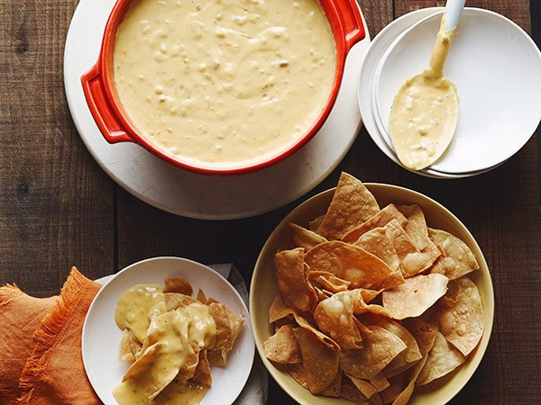 Green Chile Queso