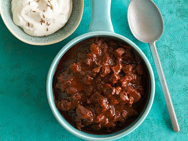 Red Beef Chili