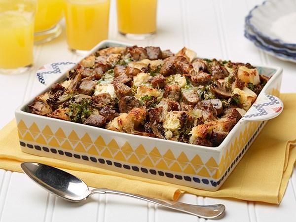Ina garten 39 s most comforting casseroles food network canada for Ina garten breakfast recipes
