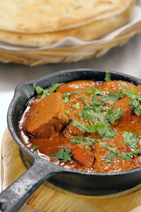Better Butter Chicken Recipe Food Network