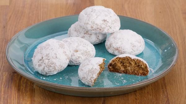 Pfeffernusse Cookie Recipe Food Network